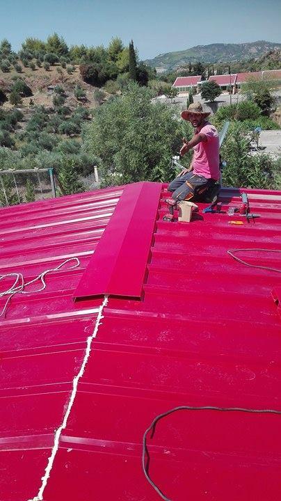 Πάνελ οροφής
